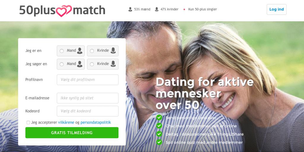 50plusmatch.dk