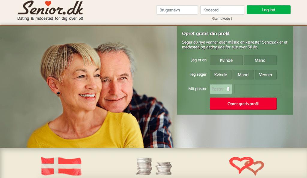 dating for seniorer gratis damer