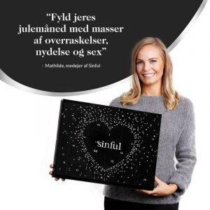 sinful julekalender classic dk