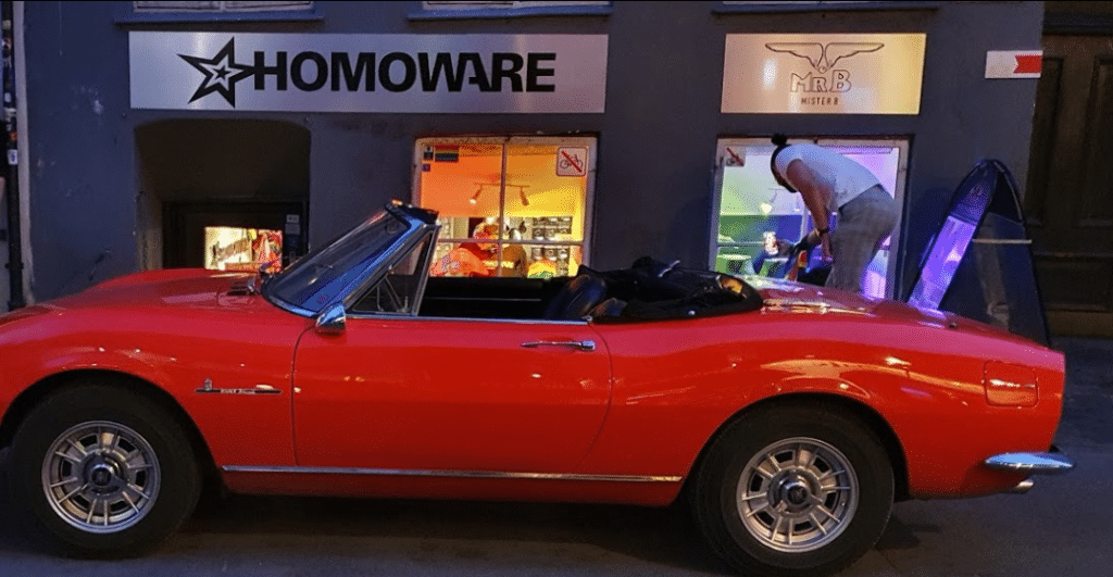 Homoware københavn billede